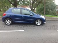 1.4 sport. Low tax. Low insurance. Service bills and previous MOT's. 15 inch alloys.