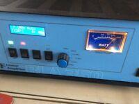 Ham radio BLA 350 linear amp.solid state