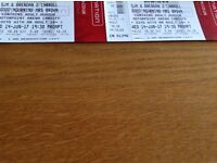 Good mourning Mrs brown concert tickets