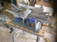 Nu tool bench planer with variable speed