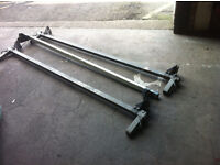 Ford Transit set of roof bar's these are made by Mega bar's