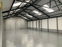 Light industrial units to rent in Stirling FK7