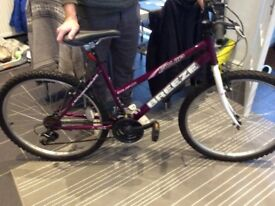 Ladies bike excellent condition