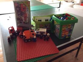 Large collection of Duplo