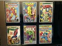 Marvel avengers laminated pictures,Spider-Man,hulk,captain America, iron man,Thor,x-men.