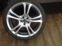 17 Inch alloy's & tyre's VW GOLF , SKODA , AUDI ..