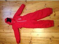 Snowsuit boys/girls size 8 (125-132cm). Decathlon brand. Excellent condition.