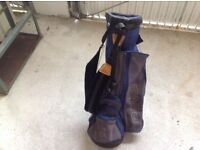 Ping Hoofer LightWeght Carry Bag Blue