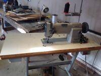 Wimsew walking foot sewing machine