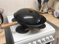 Habitat wok
