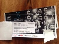 World Matchplay Tickets x2 Standing. Friday 27th July Blackpool Darts. £45 each.