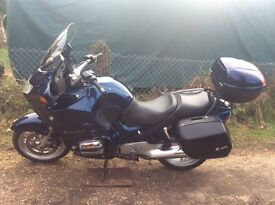 BMW R1150RT R 1150 RT WITH MOT FULL SERVICES HISTORY