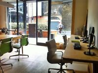 OFFICE - STUDIO - fully furnished - own shop front - stunning location