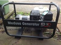 Portable generator SIP Medusa 4535 MGHP 2.5 generator Honda GX160 engine