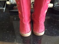 BODEN Boots size 4 and half