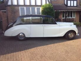 Classic car...can be used as wedding car