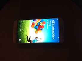 Samsung s4 White unlocke all network from home button touch not working