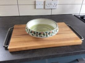 Fruit Bowl 20cm £10