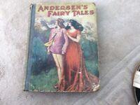 """Vintage. """"Andersen's Fairy Tales """""""