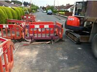 360 driver/ groundworker