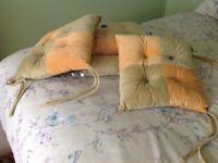 Luxury seat pads