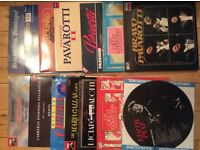 Collection of over 70 vinyl records some of which are double albums all in original sleeves