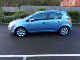 2008 VAUXHALL CORSA 1.2 DESIGN 5Dr 78000 Miles Lady Owner MotMarch2018 Full Service History