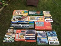 Hornby ,tri-ang ,Lima train set job lot All the sets are in a good condition with track ,power packs