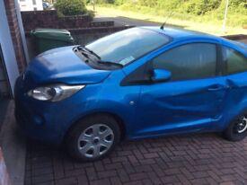 Ford ka 2012 breaking