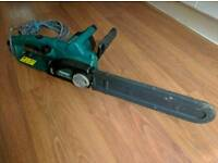 Draper Electric Chainsaw