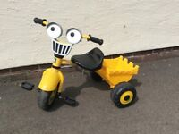 Bob The Builder Kids Trike For Sale