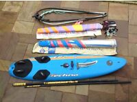 Windsurfing Set - Ideal for progression from beginner to intermediate