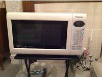 Panasonic 1000 watt microwave