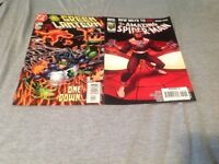 Marvel & Dc Comic in nearmint condition