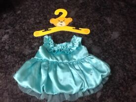 Build a bear dress with hanger