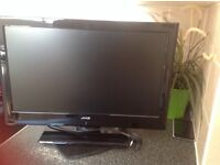 "22"" flat screen tv"