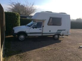 Lovely runner, very neat . Low mileage, new timing belt, new leisure battery,