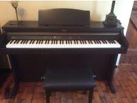 ROLAND DIGITAL HP102e PIANO - excellent condition
