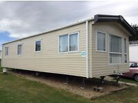 6 berth Static Caravan for Holiday rental in Weymouth Dorset