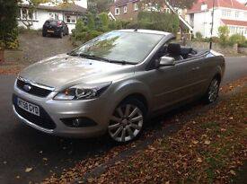 Ford Focus Cc 2.0 CC-3 Cabriolet 2dr Man 2009 (58 Reg) - Finance Arranged FSH