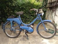 Classic Paloma Moped c1959
