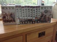 DVD MASH complete collection, 11 series
