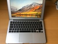 "Apple Macbook Air, 11"" Late 2011, very little use, boxed complete, as NEW"