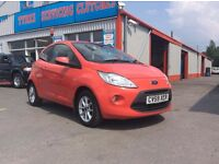 Stunning 59 plate Ford KA 1.2, 1 owner car with only 68,000 miles, any Part Ex welcome.