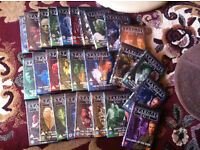 Stargate DVD Collection Bundle - Discs 1-26 +1 (Season 1-4) bargain £20