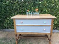 Sideboard Shabby Chic