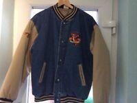 Tigger Baseball Jacket. Limited Edition