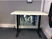Ikea Bekant Height Adjustable sit and stand desk