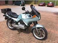 BMW K75S - Reliable, smooth all rounder.