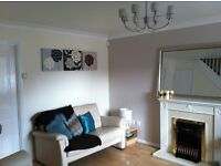 Beautiful modern furnished 2 bedroom house to rent in quiet location